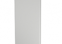 6183875 - OBO BETTERMANN Торцевая заглушка кабельного канала WDK 60x230 мм (ПВХ,светло-серый) (WDK HE60230LGR).