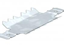 6247431 - OBO BETTERMANN Стыковый соединитель кабельного канала LKM 20 мм (сталь) (LKM SV20).
