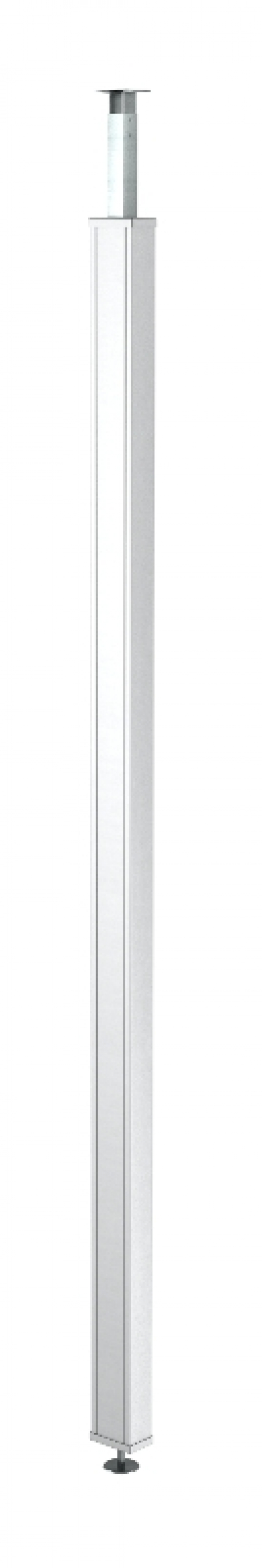 6286540 - OBO BETTERMANN Электромонтажная колонна 2,8-3,7 м 70x110x2800 мм (сталь,белый) (ISS70110STKRW).