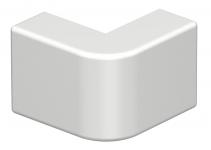 6153291 - OBO BETTERMANN Крышка внешнего угла кабельного канала WDK 10x20 мм (ПВХ,кремовый) (WDK HA10020CW).