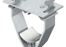 1174630 - OBO BETTERMANN U-образная скоба 40-44мм (2056 E 44 FT).