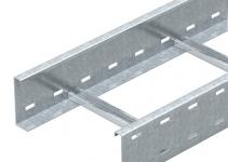 6311016 - OBO BETTERMANN Кабельный лоток лестничного типа для больших расстояний 110x400x6000 (WKLG 1140 FS).