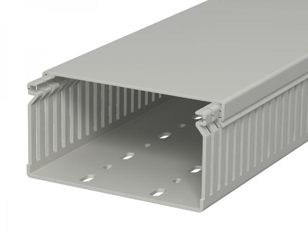 6178039 - OBO BETTERMANN Распределительный кабельный канал LK4 60x120x2000 мм (ПВХ,серый) (LK4 60120).