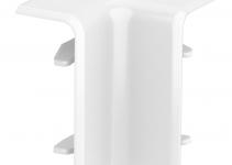 6199122 - OBO BETTERMANN Внутренний угол плинтусного канала h=50 мм (ПВХ,белый) (SKL-I50DRW).