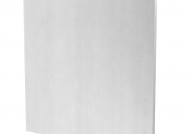 6115955 - OBO BETTERMANN Торцевая заглушка левая дизайнерского канала тип Style (алюминий) (GAD EL Style EL).