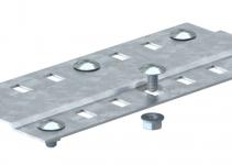 7070225 - OBO BETTERMANN Соединительный элемент кабельного листового лотка 500мм (SSLB 500 FS).