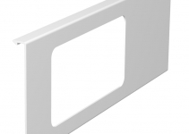 6169376 - OBO BETTERMANN Крышка для установки монтажной коробки в кабельном канале WDK 110x300 мм (ПВХ,кремовый) (D2-2 110CW).