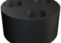 2029685 - OBO BETTERMANN Уплотнительное кольцо для кабельного ввода VM25,2X6 (107 C VM 25 2x6).