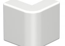 6154417 - OBO BETTERMANN Крышка внешнего угла кабельного канала WDK 10x20 мм (ПВХ,белый) (WDK HA10020RW).