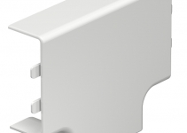 6152384 - OBO BETTERMANN Крышка T-образной секции кабельного канала WDK 20x50 мм (ПВХ,кремовый) (WDK HT20050CW).