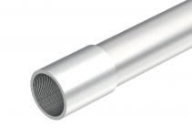 2046037 - OBO BETTERMANN Алюминиевая труба M50x1,5,3000 (SM50W ALU).