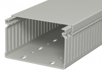 6178037 - OBO BETTERMANN Распределительный кабельный канал LK4 60x100x2000 мм (ПВХ,серый) (LK4 60100).