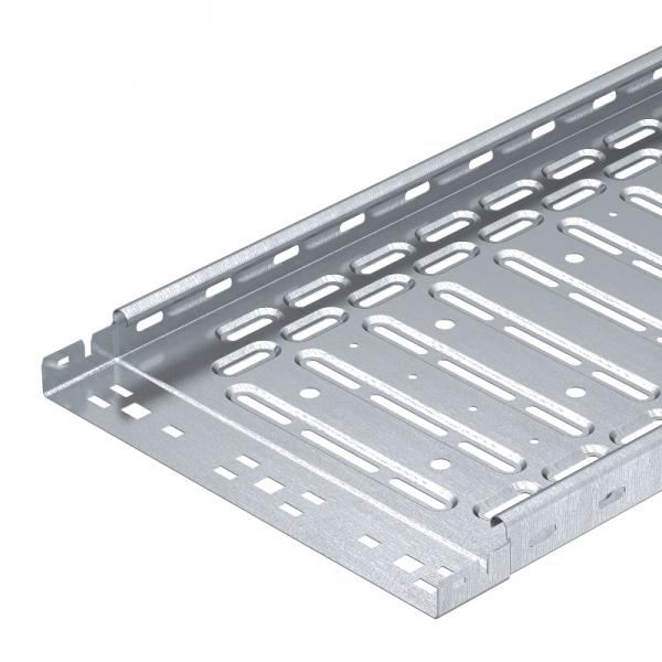 6047460 - OBO BETTERMANN Кабельный листовой лоток перфорированный 35x300x3050 (RKSM 330 FS).