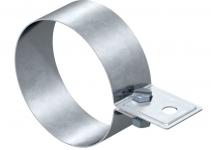 5350107 - OBO BETTERMANN Хомут ленточный для крепления к водосточной трубе (301 DIN-100).