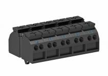 6108043 - OBO BETTERMANN Клеммный зажим 22x60x35 мм (черный) (CP45-KL).