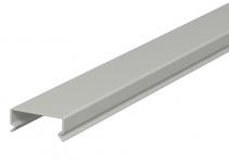 6178506 - OBO BETTERMANN Крышка кабельного канала LKV 37,5 мм (ПВХ,серый) (LKV D 37).
