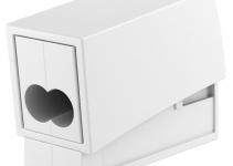 2054755 - OBO BETTERMANN Клемма для светильников  0,5-2,5мм² (61 2/1 25 WS).