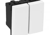 6117614 - OBO BETTERMANN Переключатель на несколько направлений 16 А, 250 В (черный) (SE-B SWGR1).