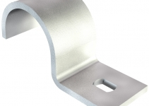 1014552 - OBO BETTERMANN Крепежная скоба (клипса) металл. однолапковая 63мм (822 63 FT).