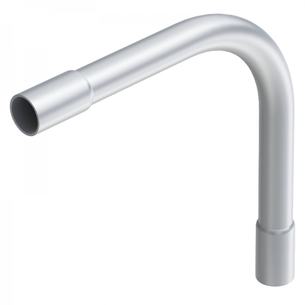 2046018 - OBO BETTERMANN Дуга для трубы, алюм ø63мм (SB63W ALU).