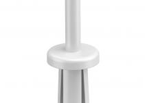 6178525 - OBO BETTERMANN Насечная клепка канала LK Ø 6 мм (светло-серый) (KSN22).
