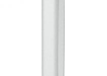 6289970 - OBO BETTERMANN Электромонтажная колонна 3,3-3,5 м 2-х сторонняя Modul45 80x130x3300 мм (алюминий,белый) (ISSDM45RW).