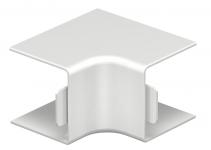 6160077 - OBO BETTERMANN Крышка внутреннего угла кабельного канала WDK 30x30 мм (ПВХ,кремовый) (WDK HI30030CW).