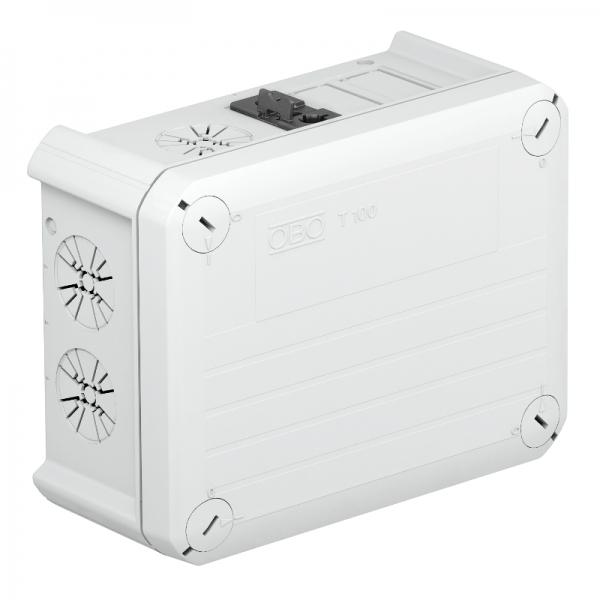 2007870 - OBO BETTERMANN Распределительная коробка 151x117x67 (T100 WS 1S3 3S3A).