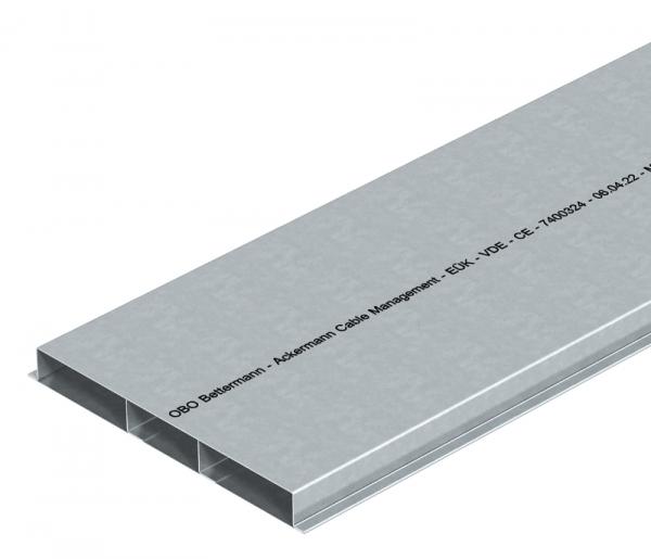 7400336 - OBO BETTERMANN Кабельный канал для заливки в стяжку EUK 2000x350x28 мм (сталь) (S3 35028).