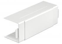 6162207 - OBO BETTERMANN Крышка T-образной секции кабельного канала WDK 60x60 мм (ПВХ,кремовый) (WDK HK60060CW).