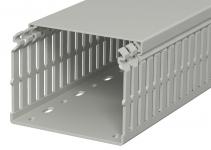 6178428 - OBO BETTERMANN Распределительный кабельный канал LKV N 75x100x2000 мм (ПВХ,серый) (LKV N 75100).