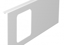 6169309 - OBO BETTERMANN Крышка для установки монтажной коробки в кабельном канале WDK 110x300 мм (ПВХ,кремовый) (D2-1 110CW).