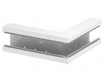 6277210 - OBO BETTERMANN Внешний угол кабельного канала Rapid 80 нерегулируемый 70x130 мм (сталь,белый) (GS-SA70130RW).