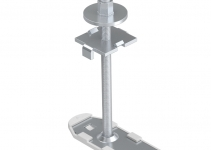7399923 - OBO BETTERMANN Регулируемая опора для канала IBK (h=150 мм) (IBNEV 150).