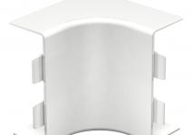 6182143 - OBO BETTERMANN Крышка внутреннего угла кабельного канала WDK 40x110 мм (ПВХ,светло-серый) (WDK HI40110LGR).