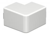6192246 - OBO BETTERMANN Крышка внешнего угла кабельного канала WDK 40x40 мм (ПВХ,белый) (WDK HA40040RW).