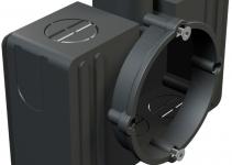 2003023 - OBO BETTERMANN Монтажная коробка  70x110x48 (UG 60 VK).