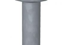 3105016 - OBO BETTERMANN Дюбель L15мм (903 RB 15).