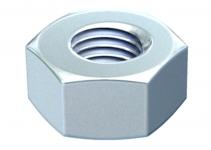 3400042 - OBO BETTERMANN Гайка шестигранная  M4 (DIN 934 M4 G).