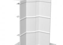 6116201 - OBO BETTERMANN Внутренний угол кабельного канала Rapid 45 регулируемый 53x160 мм (ПВХ,белый) (GEK-KI53160-3).