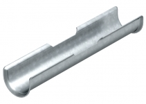 1195840 - OBO BETTERMANN Опорная пластина для U-образных зажимных скоб 32-38, 200мм (2058 LW 38).
