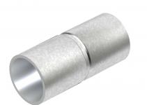 2046626 - OBO BETTERMANN Муфтасоединительная, горячее цинкование Ø63мм (SV63W FT).