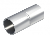 2046024 - OBO BETTERMANN Муфта соединительная алюминиевая ø25мм (SV25W ALU).