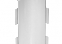 6182267 - OBO BETTERMANN Крышка внутреннего угла кабельного канала WDK 60x230 мм (ПВХ,светло-серый) (WDK HI60230LGR).