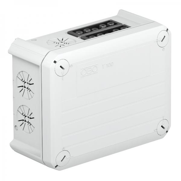 2007852 - OBO BETTERMANN Распределительная коробка 150x116x67 (T 100 WB 2s5).