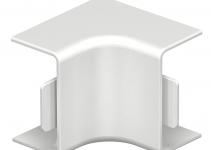 6191843 - OBO BETTERMANN Крышка внутреннего угла кабельного канала WDK 15x30 мм (ПВХ,белый) (WDK HI15030RW).