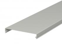 6178490 - OBO BETTERMANN Крышка кабельного канала LK4 100 мм (ПВХ,серый) (LK4 D 100).