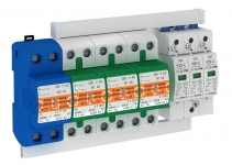 5089761 - OBO BETTERMANN Комплект УЗИП (устройство защиты от импулсных перенапряжений -
