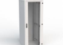 RM7-TB-60/60-B - Крыша и днище, четыре держателя вертикальных направляющих для шкафа шириной 600мм глубиной 600 мм, цвет светло-серый