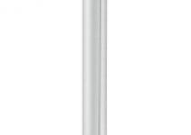 6289070 - OBO BETTERMANN Электромонтажная колонна 3,3-3,5 м 2-х сторонняя 100x140x3000 мм (алюминий,белый) (ISS140100RRW).